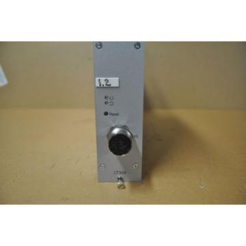 REXROTH China Korea 0-608-750-085 LT-304 TIGHTENING SYSTEM SERVO AMPLIFIER~