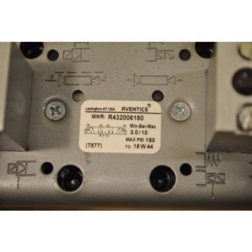 Aventics Rexroth R432006180 Ceramic Valve Size 3
