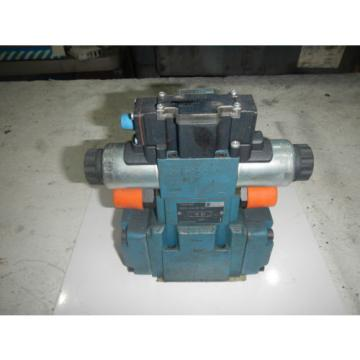 Rexroth 4WEH10D44/OF6EG D05 Hydraulic Directional Control Valve