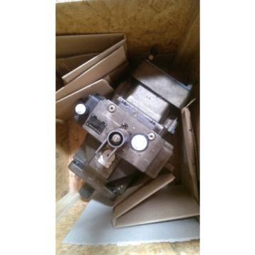 New Germany Egypt Rexroth Hydraulic Piston Pump AA4VSO180FE1/30L Husky Injection OEM 746994