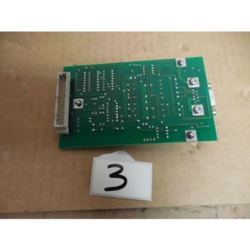 INDRAMAT Dutch Korea REXROTH DRIVE CIRCUIT BOARD ADW3 109-0698-4A02-02 109-0698-4B02-02