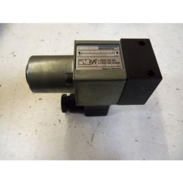 MANNESMANN France Italy REXROTH HED 8 0A 11/50 *USED*
