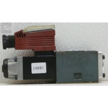 Rexroth 4WE6D5X/AW120-60 Linear Directional Control Valve
