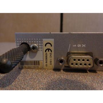Bosch France Japan Rexroth  D-64711 Control Board
