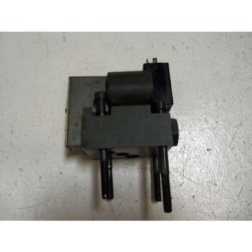 REXROTH M-4SE10D20/630G24NZ4/V/5 CONTROL VALVE USED