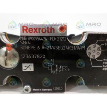 REXROTH Italy Singapore R900954424 VALVE *NEW NO BOX*