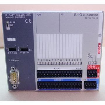 Rexroth Egypt USA Bus In/Out = B~IO K-CAN16DO = 1070079743 >ungebraucht<