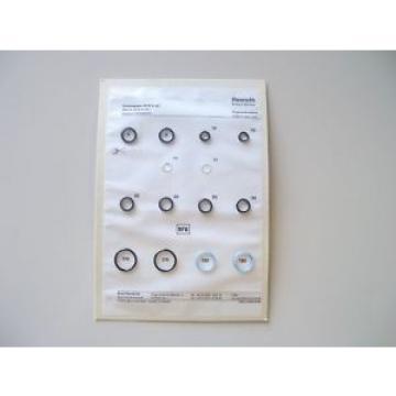 REXROTH Singapore Canada R900899023 Z2FS6.4X/ SEAL KIT