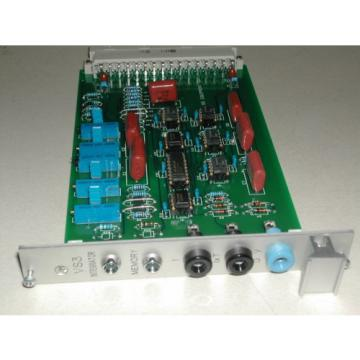 Process Canada Korea Equipment Co VS3A  Control Board Used Nice Rexroth (C3)