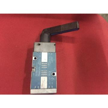 REXROTH Italy Germany 5634650100 Selector Type 5/2-way 1/4 Pneumatic Valve CD7 series