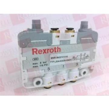 BOSCH Korea Greece REXROTH R422101018 RQANS1