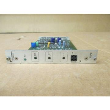 Mannesmann-Rexroth Australia Mexico VSPA1-1CL1 Board