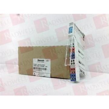 BOSCH Canada Egypt REXROTH R-IB-IL-24DI-4PAC RQANS1