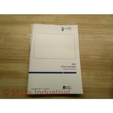 Rexroth Singapore Mexico Indramat DOK-DIAX03-DKR Project Planning Manual