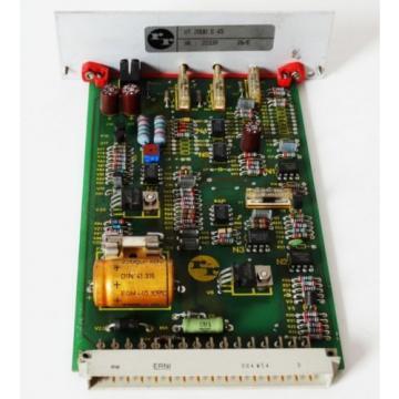 Rexroth Germany china VT 2000 S 45 VT2000 S45 -used-