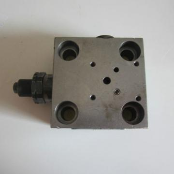 Rexroth  HYDRAULIC VALVE ASSEMBLY LFA 25DBU2B2-65/420A 100/12