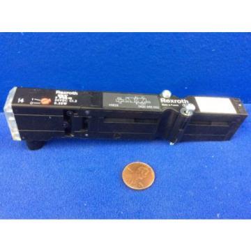REXROTH DIRECTIONAL VALVE 0820055052 SERIES HF03-5/2SR - 024DC