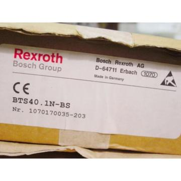 Rexroth India Korea BTS40.1N-BS / 1070170035-203 Touch Panel >ungebraucht<