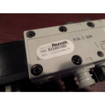 Rexroth, Mexico Singapore R434001860, 740 Series, Air Valve