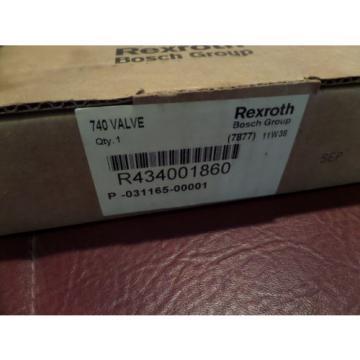Rexroth, R434001860, 740 Series, Air Valve