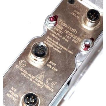 Origin REXROTH 5610239310 PNEUMATIC CONTROL VALVE
