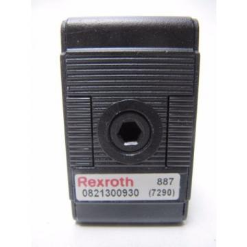Origin Bosch Rexroth Block Valve 183175 0-821-300-930 0821300930