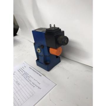 Rexroth pressure relief valve R900906350