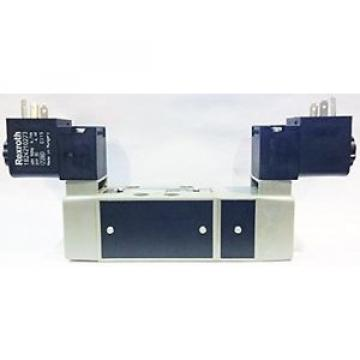 Bosch India Singapore Rexroth AG 0 820 027 002 Pneumatic Directional Control Solenoid Valve