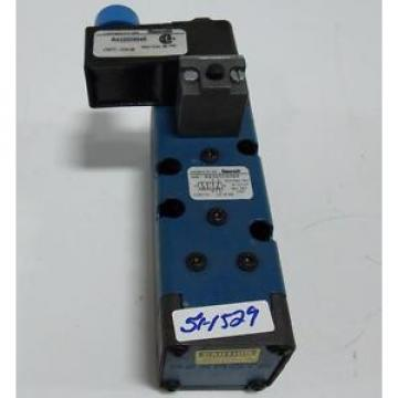 REXROTH Canada china 150PSI MAX SOLENOID VALVE R432006089 W/ R432009045 / (7877)-10W48 NEW