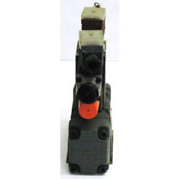 REXROTH DIRECTIONAL VALVE 4WE6J51/AW120-60N 9Z55L