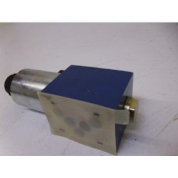 REXROTH 5-4WE10D33/CG24N9K4/A08 HYDRAULIC VALVE RR00009279 Origin NO BOX