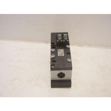 REXROTH Mexico Singapore BOSCH 261-208-140-0 NEW-NO BOX VENTIL 261-2 VALVE 24VDC 2612081400