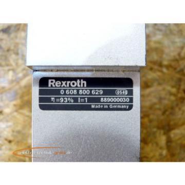 Rexroth Japan Canada 0 608 800 629 Tightening Spindle VNS2A152   > ungebraucht! <