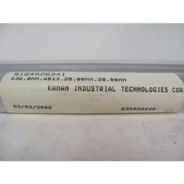 Bosch France Mexico Rexroth R164526341 Linear Rail, 536mm, New