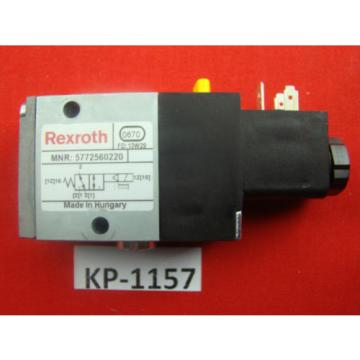 REXROTH Dutch Dutch | 577-256-022-0 |Bosch WEgeventil 5772560220 13W29 #KP-1157
