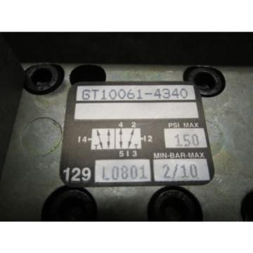 origin Rexroth 2 Position Solenoid Valve - GT-10061-4340