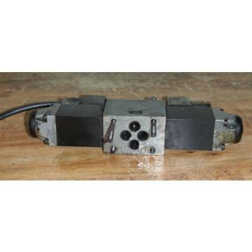 Rexroth Germany Greece Directional Control Valve 4-WE-6-E51/AG24NZ4_4WE6E51AG24NZ4_456442/3 F24