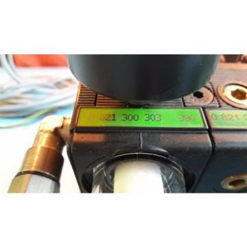 Bosch Korea Australia Rexroth Gas Manifold system: 0821300303390, 0821300922, 0821300920 +++