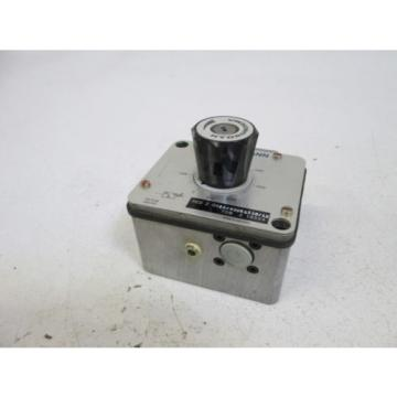 REXROTH Greece Egypt PRESSURE SWITCH HED 2 0A2 24400KL110/12 *NEW NO BOX*