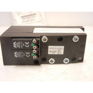 REXROTH BOSCH 261-208-120-0 Origin 261-2 PNEUMATIC VALVE 2612081200