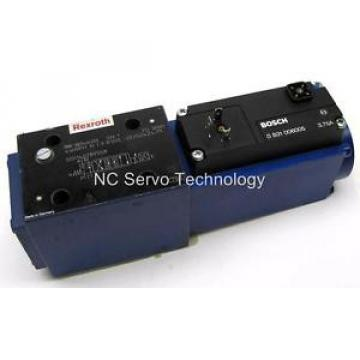 Rexroth 4WRPH10C3B100L-20/G24Z4/M Bosch 0811404059 Valve Rebuilt w/Warranty