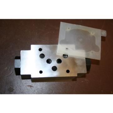 Pilot check valve Hydraulic Sandwich Z2S10-1-30/V Rexroth Unused