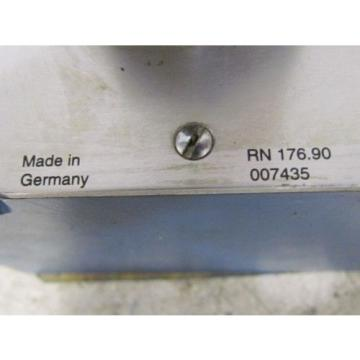 Mannesmann Rexroth 2FRM16-31/100lbv Flow Control Valve
