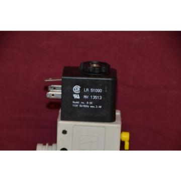 Rexroth Canada Greece R432034083 Solenoid Valve NOS