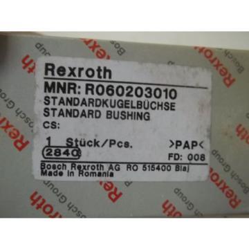 REXROTH Australia Korea R060203010 STANDARD BUSHING *NEW IN BOX*