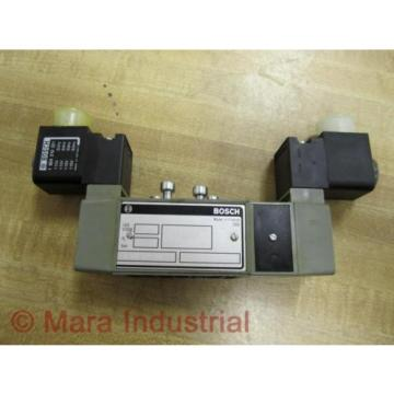 Rexroth Bosch Group 0 820 027 128 Directional Control Valve - Used