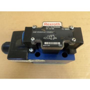 Rexroth MNR R978908566 Solenoid Valve