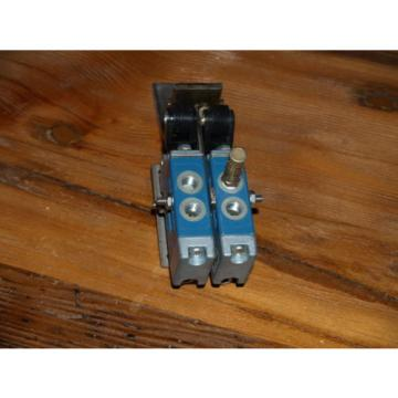REXROTH Worldwide Pneumaics Minimaster Valve # GB13003-0955- 150 PSI  B295