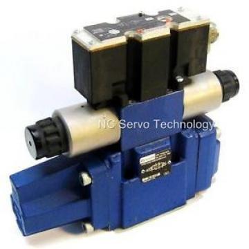 Rexroth 4WRZE10W50-7x/6EG24N9K31/A1V Valve 3DREPE6C-21/25EG24N9K31/A1V Pilot