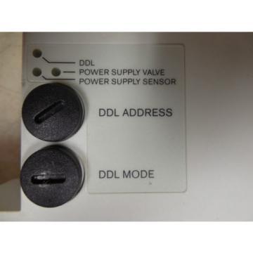 USED Rexroth R480229333 DDL LP04 Series Valve Terminal System Module 0820062101